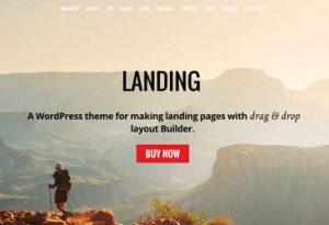 Themify Landing WordPress Theme 2.0.3