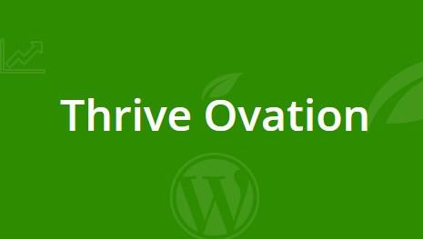 Thrive Themes Ovation 2.4.1