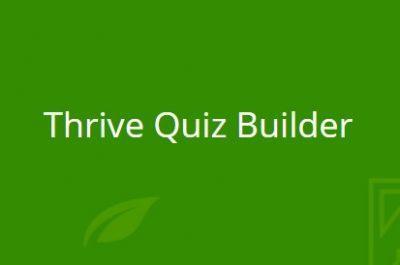 Thrive Quiz Builder 2.3.7.1