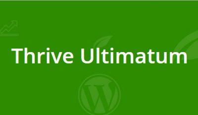 Thrive Themes Ultimatum 2.4.1