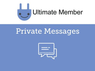 Ultimate Member Private Messages Addon 2.2.4