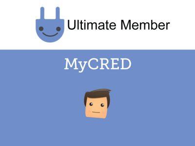 Ultimate Member myCRED 2.2.1