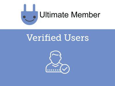 Ultimate Member Verified Users 2.1.1