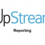 upstream-reporting