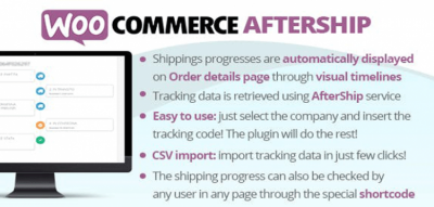 WooCommerce AfterShip  8.1