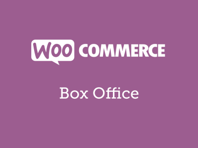 WooCommerce Box Office 1.1.12