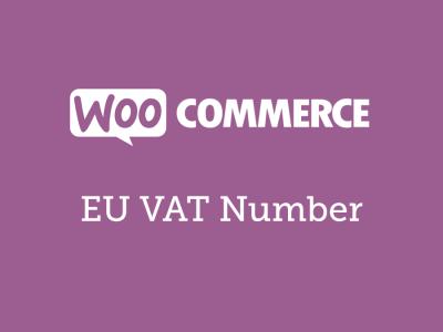 WooCommerce EU VAT Number 2.3.23