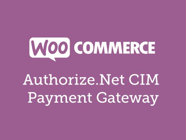 WooCommerce Authorize.Net CIM Payment Gateway 3.3.0