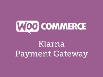 WooCommerce Klarna Payment Gateway 2.5.13