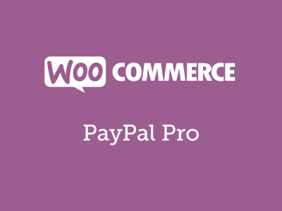 WooCommerce PayPal Pro 4.5.1