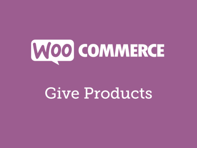 WooCommerce Give Products 1.1.12