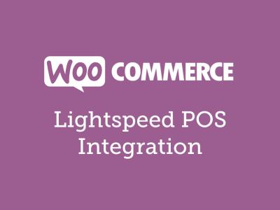 WooCommerce Lightspeed POS Integration 1.8.1