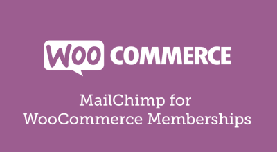 MailChimp for WooCommerce Memberships 1.1.2