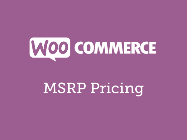 WooCommerce MSRP Pricing 3.2.0