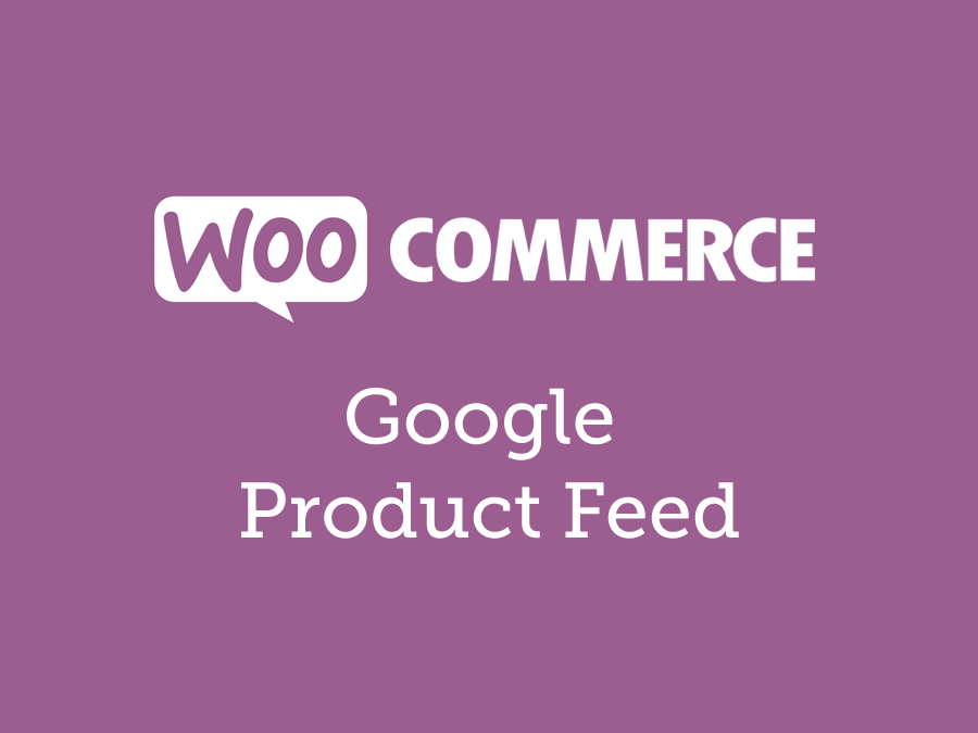 WooCommerce Google Product Feed 9.6.7