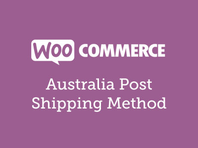 WooCommerce Australia Post Shipping Method 2.4.27