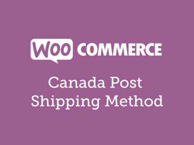 Woocommerce Canada Post Shipping Method 2.5.19