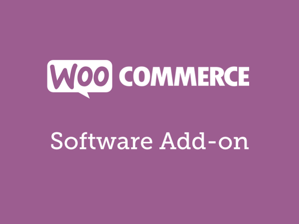 WooCommerce Software Add-on 1.7.19