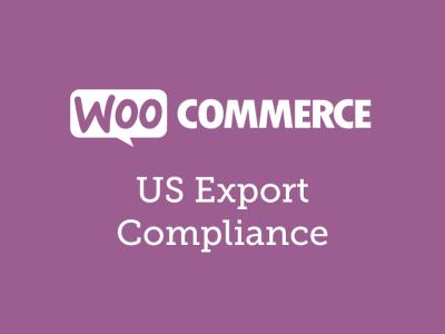 WooCommerce US Export Compliance 1.0.7