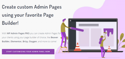 WP Admin Pages PRO 1.8.1