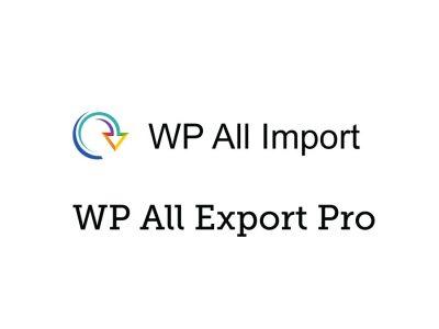 Soflyy WP All Export Pro Premium 1.5.11-beta-1.14