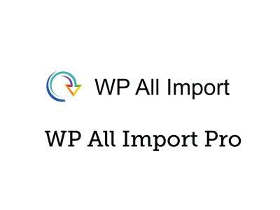 Soflyy WP All Import Pro Premium 4.6.1-beta-2.3