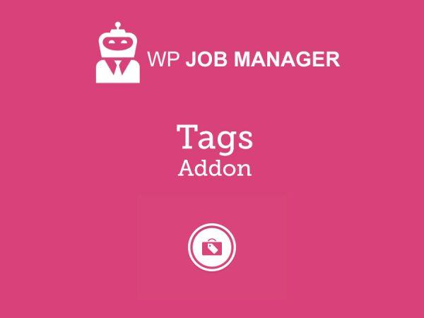 WP Job Manager Job Tags Addon 1.4.1