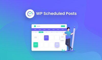 WP Scheduled Posts Pro 4.1.0