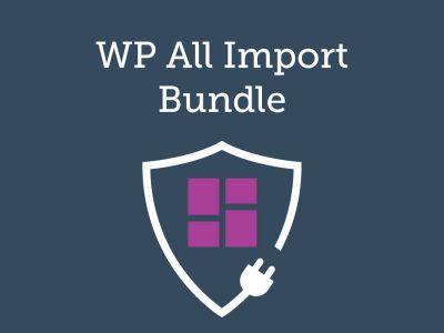 WP All Import Bundle